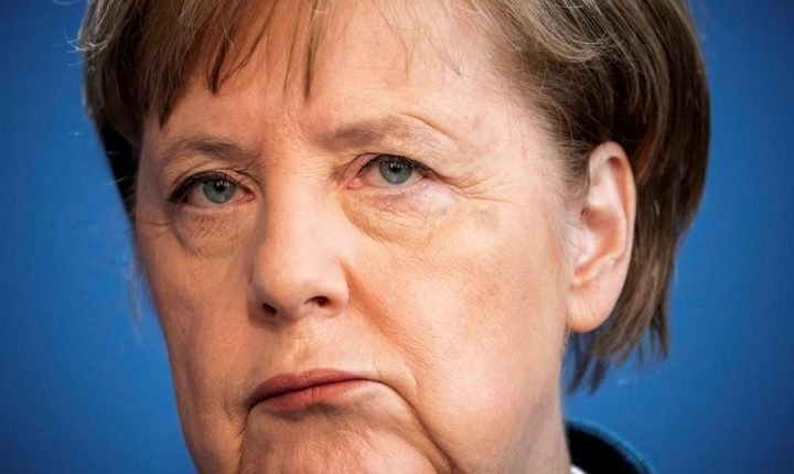 المستشارة الألمانية في الحجر الصحي وسيناتور أمريكي مصاب بكورونا
