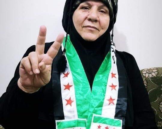 """الأمن الأردني يعتقل الناشطة """"حسنة الحريري"""" ويقتادها إلى جهة مجهولة."""