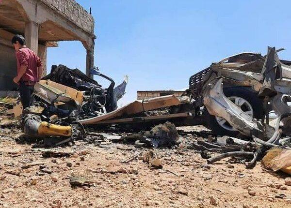"""استشهد مدني وأصيب آخر بجروح مختلفة جراء استهداف قوات نظام """"الأسد"""""""
