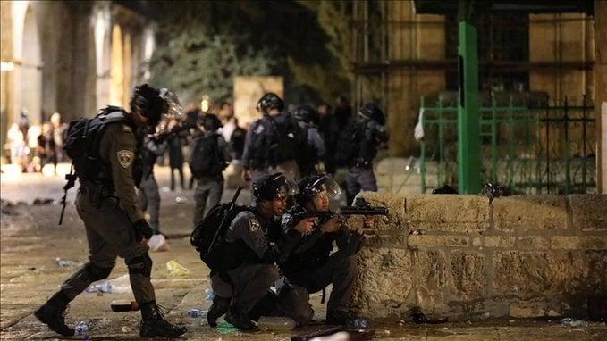 """باكستان تدين """"بشدة"""" الاعتداءات الإسرائيلية بالمسجد الأقصى"""