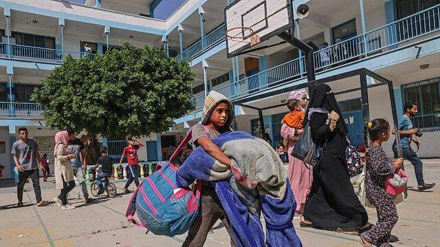 """""""IHH"""" التركية تقدم مساعدات لمستشفيات غزة وتغيث النازحين"""