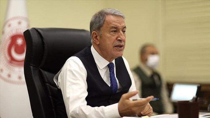أكار: العلاقات التركية المصرية ستصل مستويات رفيعة قريبا
