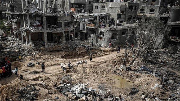 صحة غزة: ارتفاع ضحايا العدوان الإسرائيلي إلى 243 شهيدا