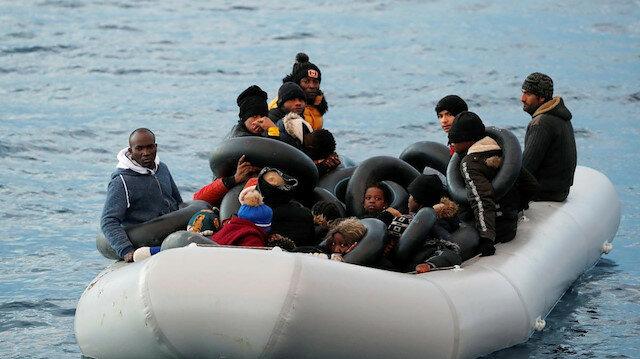 تركيا.. إنقاذ 30 طالب لجوء أجبرتهم اليونان على العودة