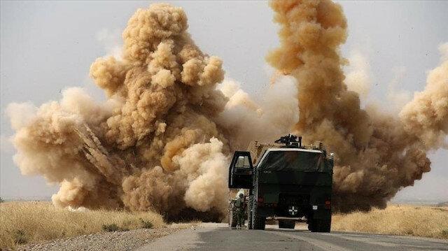 أوسط تفجير يستهدف رتل إمدادات للتحالف غربي العراق