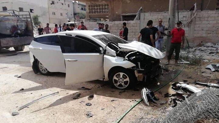 """محاولة اغتيال قيادي بميليشيا فرع """"الأمن العسكري"""" بدرعا"""