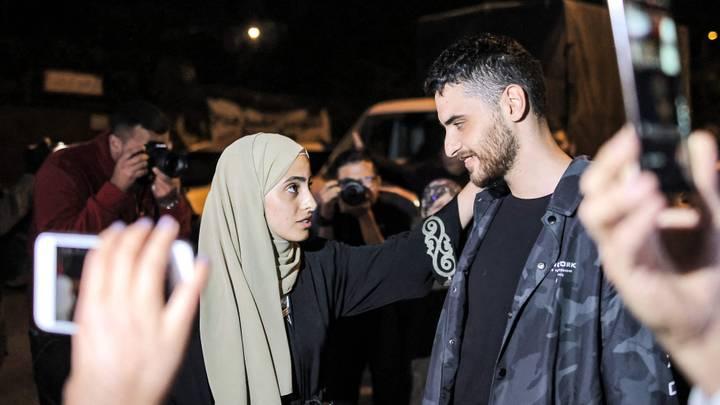 """مجلة """"Time"""" تختار منى ومحمد الكرد ضمن الشخصيات الأكثر تأثيراً.. ماذا قالت؟"""