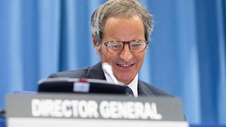 """رغم التوصل لتسوية.. مدير وكالة الطاقة الذرية يتعهّد بنهج """"حازم"""" تجاه إيران"""