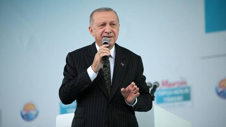 """أردوغان يعلن موعد اكتمال الوحدة الأولى من محطة """"أق قويو"""" النووية"""