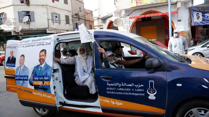 """انتخابات المغرب.. حزب العدالة والتنمية يتحدث عن """"خروقات بالجملة"""""""