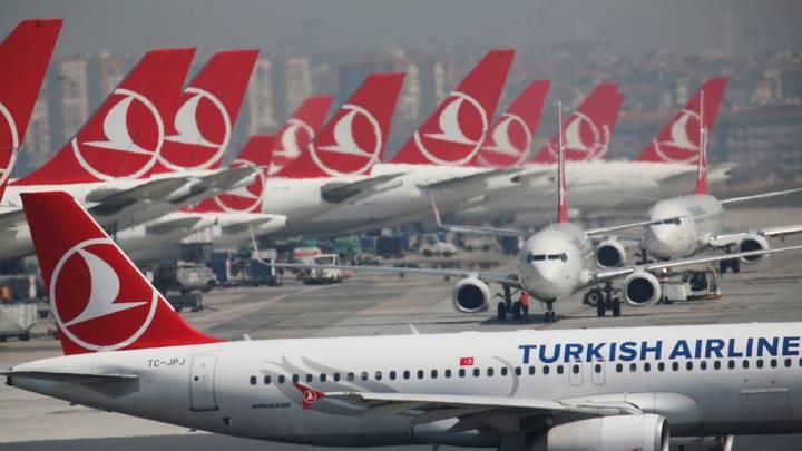 مجلة أمريكية تختار الخطوط الجوية التركية ضمن العشرة الأفضل دولياً