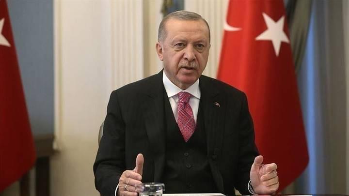 الرئيس التركي: الهيمنة والاستعلاء الغربي انتهيا ونظام دولي جديد يتشكل