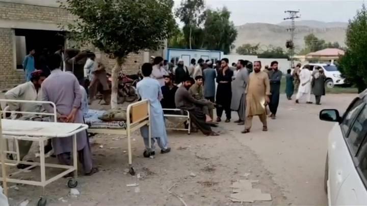 20 قتيلاً على الأقل وأكثر من 200 جريح في زلزال ضرب جنوب باكستان