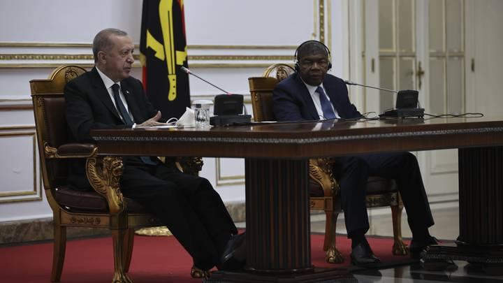 أردوغان من أنغولا: إفريقيا عانت من الاحتلال وأكثر الدول التي استغلتها فرنسا